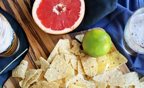 Citrus Guacamole Picture