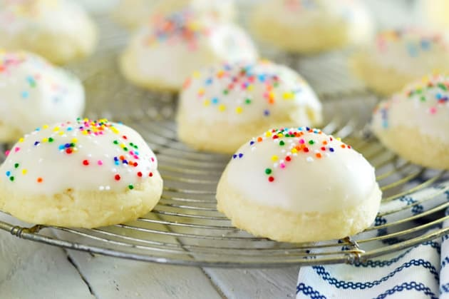 Gluten Free Sugar Cookies Image