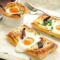 Breakfast Feast In A Crunchy Air Fried Pie