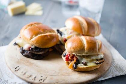 Portobello Veggie Sandwich