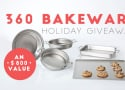 Reader Appreciation Giveaway from 360 Bakeware