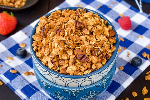 Honey Nut Granola Photo