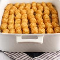 Gluten Free Tater Tot Casserole Recipe
