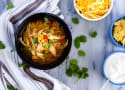 Instant Pot Chicken Taco Soup Recipe