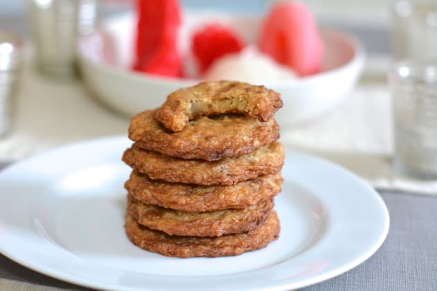 Oatmeal Toffee Cookies Photo