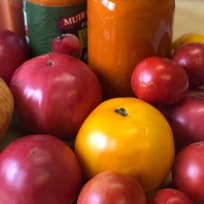 Fresh Tomato Sauce in the Instant Pot