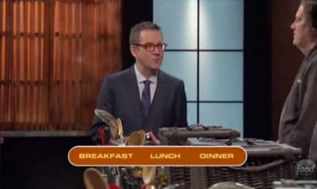 Chopped Review: Breakfast, Lunch and Dinner
