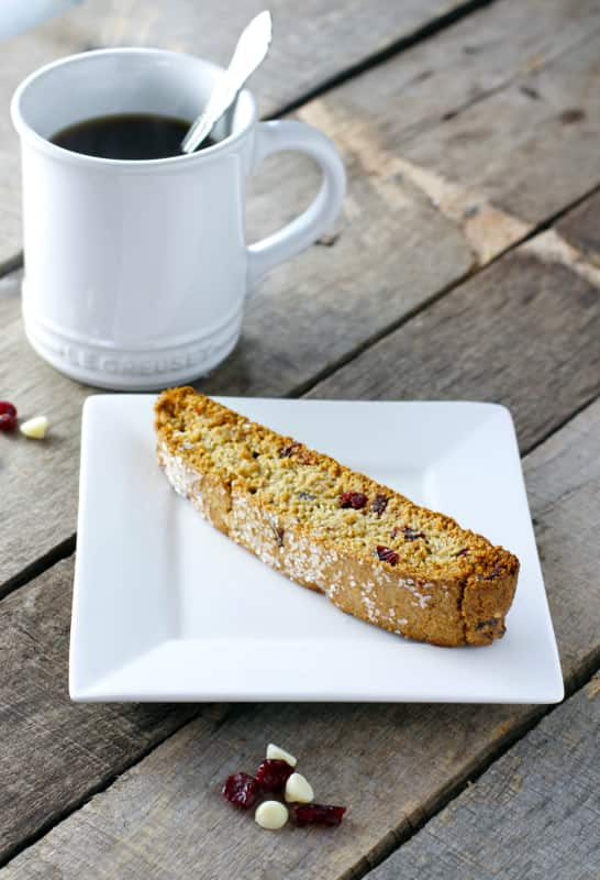 Cardamom Biscotti Recipe