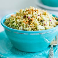 Quinoa Cabbage Salad Recipe