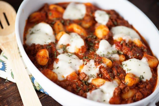 Gnocchi Casserole Recipe