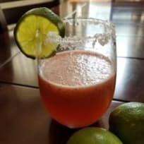 Strawberry Lemon Margarita