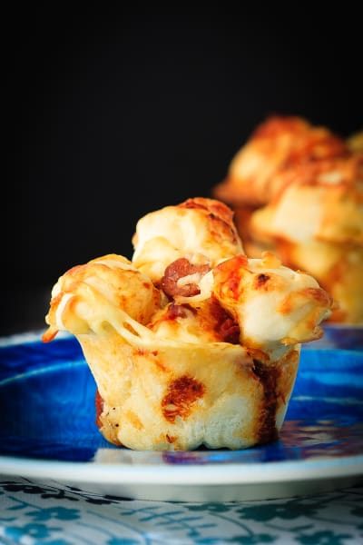 Pull Apart Pizza Muffins Picture