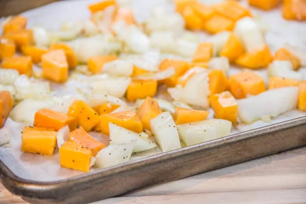 Roasted Vegetables Photo