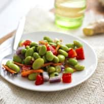 Edamame Salad Recipe