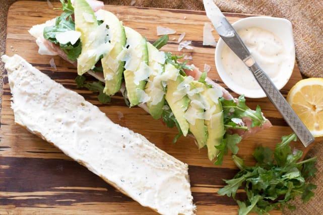 Rocket Sandwich Recipe