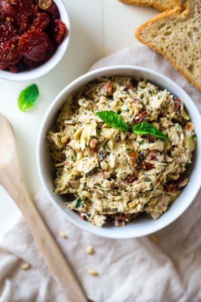 Chicken Salad with Greek Yogurt Photo