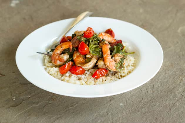Bruschetta Shrimp Picture
