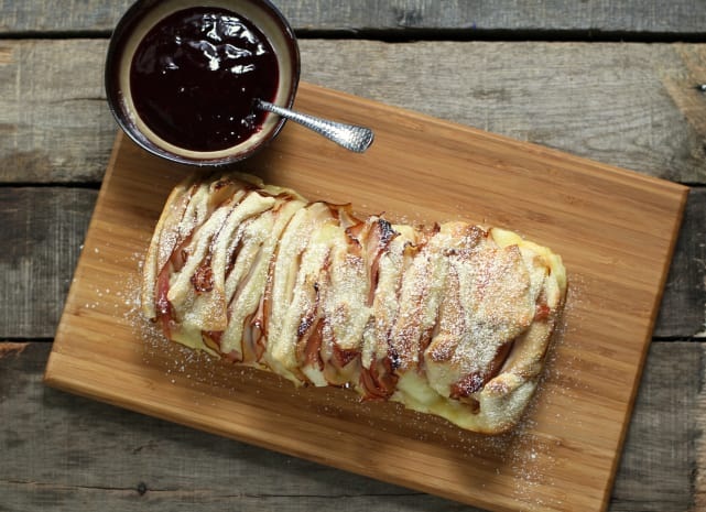 Monte Cristo Bread Recipe