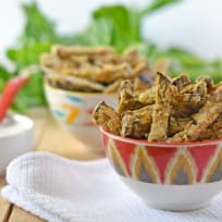 Eggplant Fries Recipe
