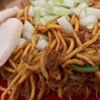Swimming Crab Aceh Noodles