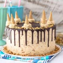 Drumstick Cake Recipe