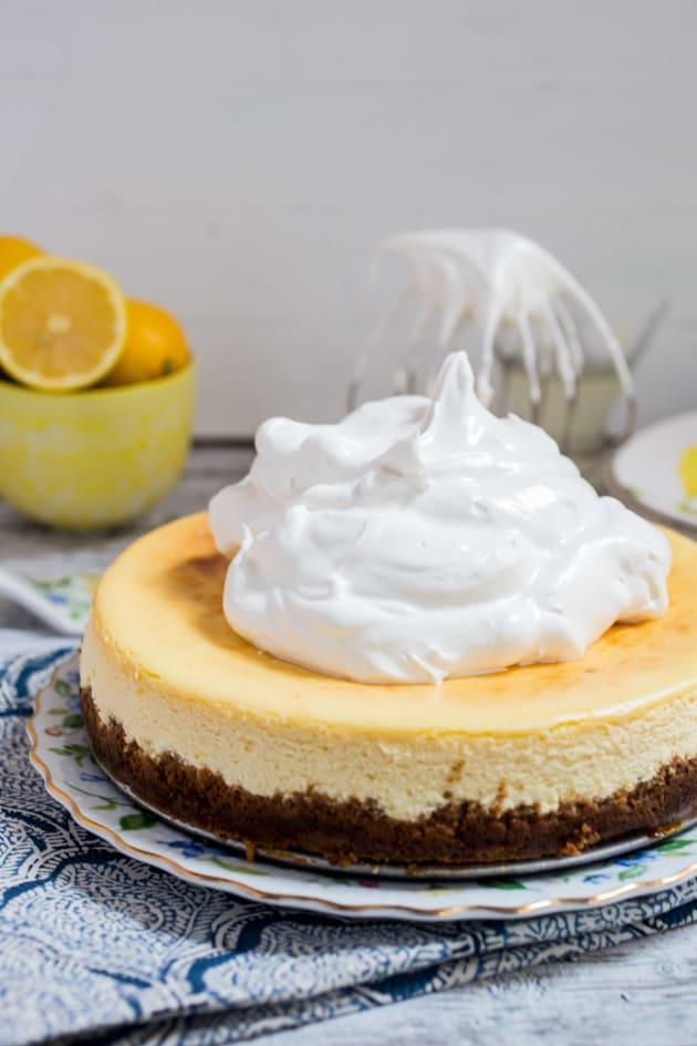 Lemon Cake Palmer