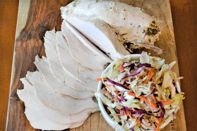 Pressure Cooker Turkey Breast Image