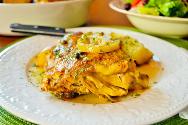 Slow Cooker Paprika Chicken Pic