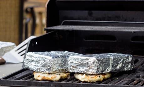 Grilled Chicken Pesto Sandwich Image