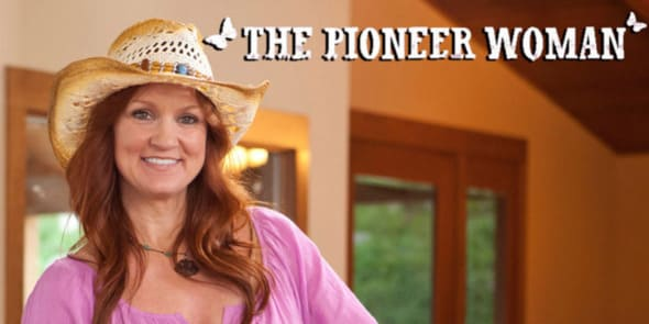 This is The Pioneer Woman
