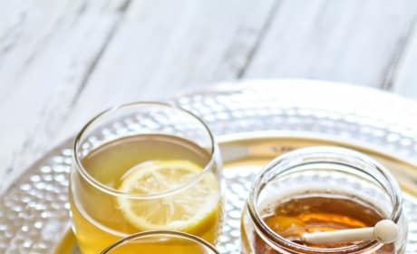 Hot Toddy Tea Picture