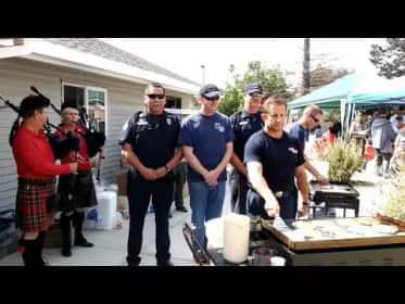 Firefighter Takes Break From Saving Lives, Flips Pancakes Really Well