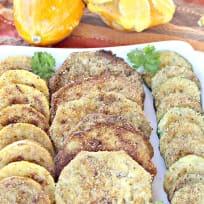Fried Eggplant, Yellow Squash or Zucchini