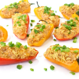 Taco pepper poppers photo