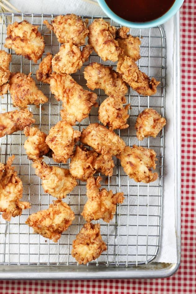 Popcorn Chicken Pic