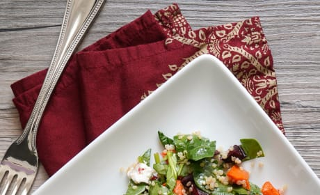 Roasted Beet and Carrot Quinoa Salad Picture