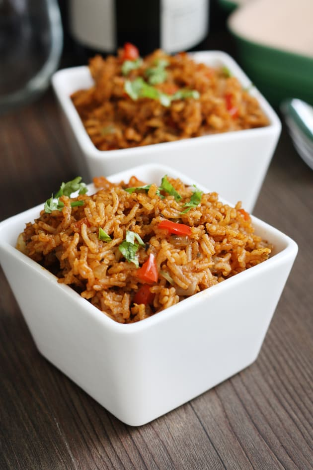 Restaurant Style Mexican Rice Image