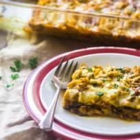 Low Carb Lasagna Recipe