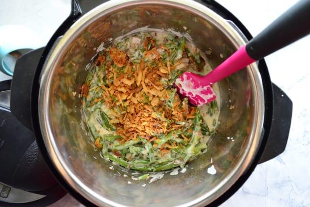 Instant Pot Green Bean Casserole Picture