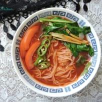 Tomato sup bihun