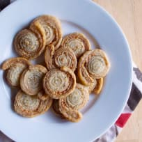 Garlic Butter Puff Pastry Pinwheels Recipe