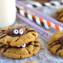 Spider Cookies Recipe