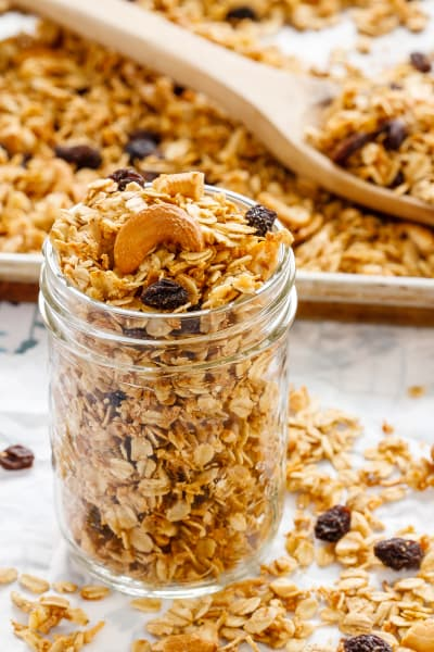 Coconut Granola Picture