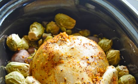 Slow Cooker Chicken and Potatoes Picture