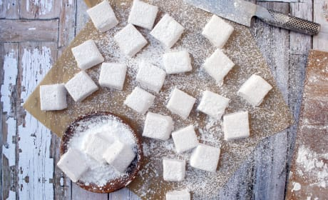 Chambord Marshmallows Recipe