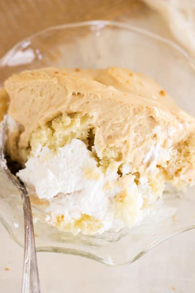 No Bake Peanut Butter Pie Trifle Pic