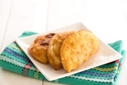 Guava Cheese Empanadas