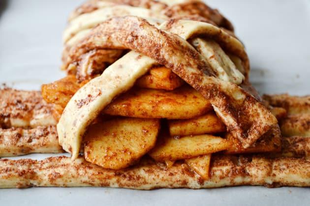 Apple Cinnamon Breakfast Bread Image