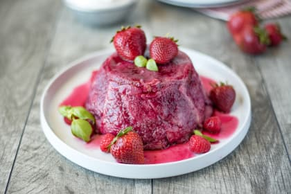 English Summer Pudding Recipe