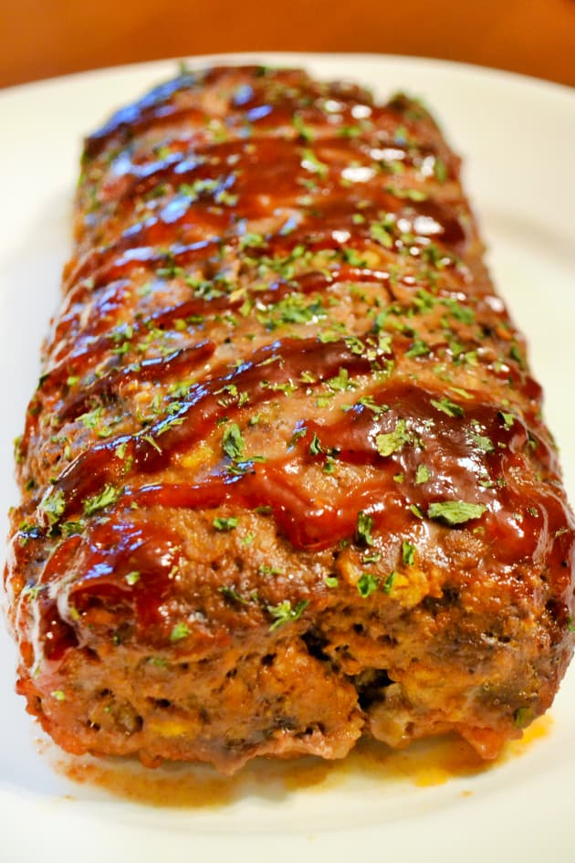 Stuffed Meatloaf Picture